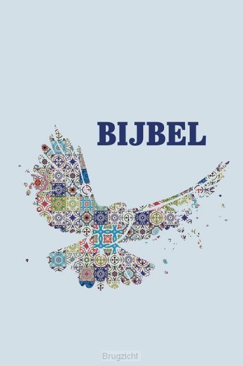 Bijbel HSV - hardcover duif