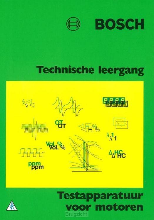Testapparatuur voor motoren