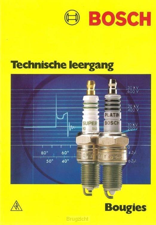 Bosch technische leergang bougies