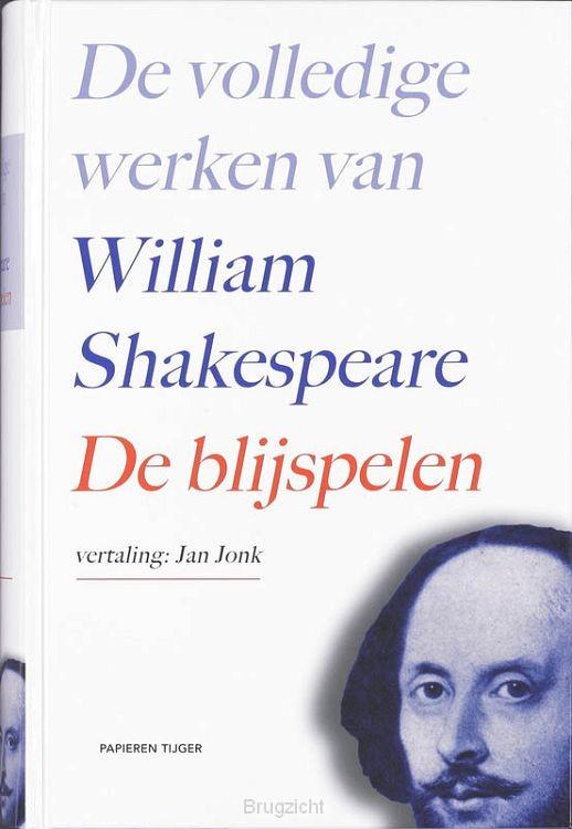 De volledige werken van William Shakespeare / 1 De Blijspelen