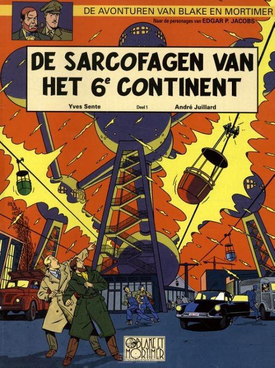 De sarcofagen van het 6e continent / 1 universele dreiging