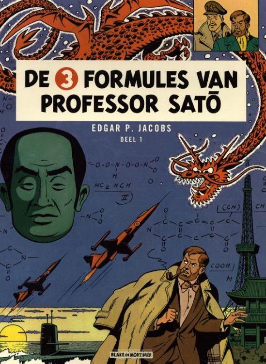 De 3 formules van professor Sato / deel 1