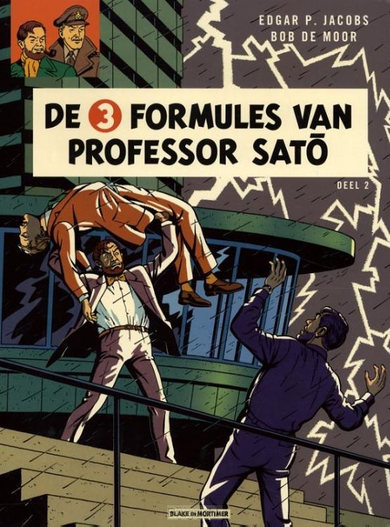 De 3 formules van professor Sato / 2