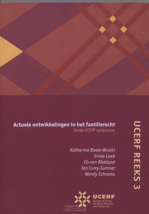 Actuele ontwikkelingen in het familierecht
