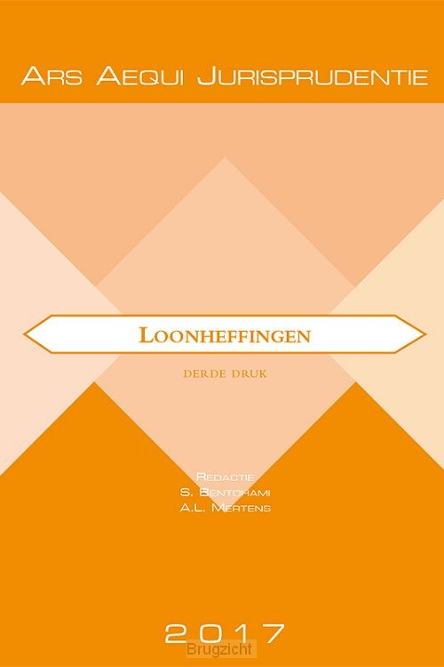 Jurisprudentie Loonheffingen / 2017