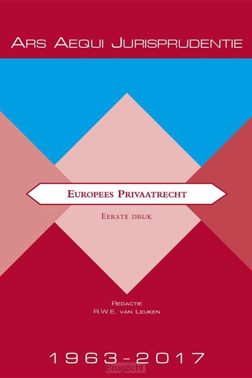 Jurisprudentie Europees Privaatrecht / 1963-2017