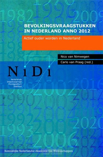 Bevolkingsvraagstukken in Nederland anno 2012