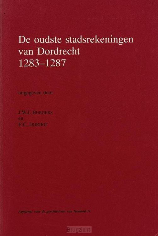 De oudste stadsrekeningen van Dordrecht 1283-1287