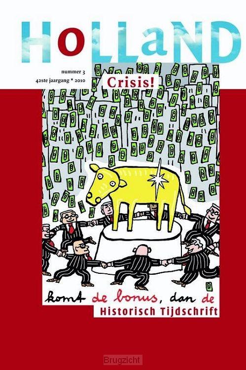 CRISIS! THEMANUMMER HOLLAND HISTORISCH TIJDSCHRIFT