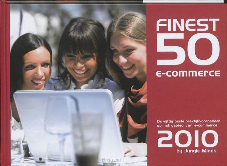 Finest Fifty e-commerce / 2010