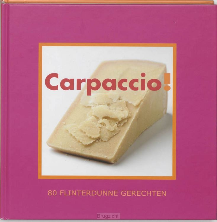 Carpaccio!