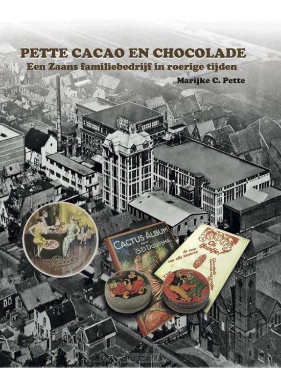 Pette cacao en chocolade