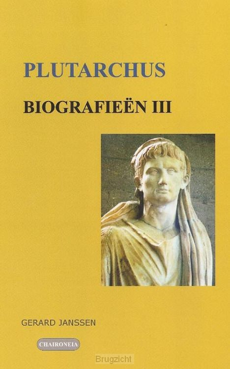 Biografieën III / Dion, Brutus, Demetrios, Antonius