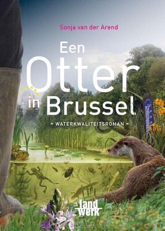Een otter in Brussel