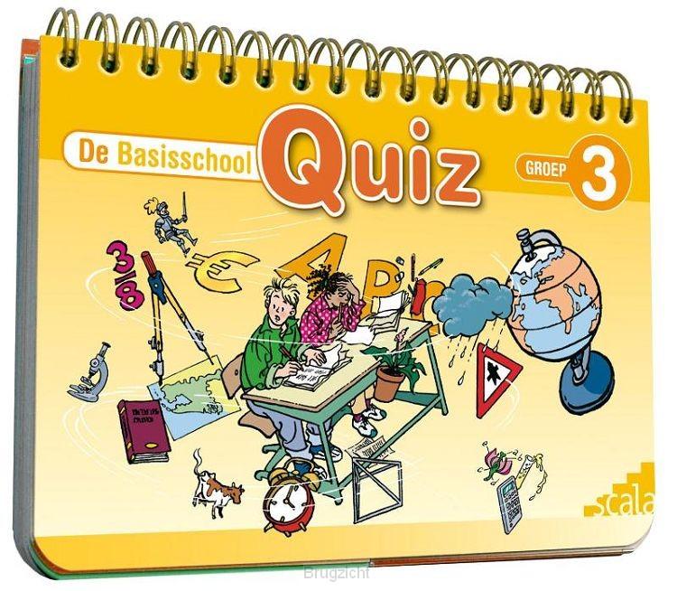 De Basisschool Quiz / Groep 3