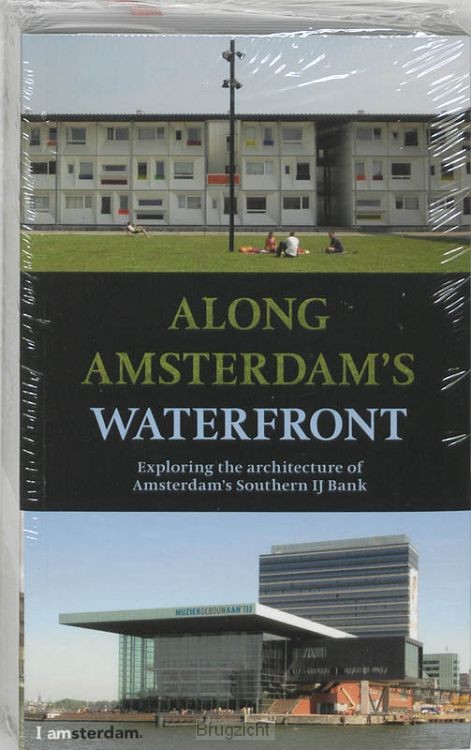 Along Amsterdam's waterfront