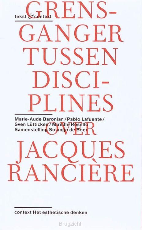 Over het werk van Jacques Rancière