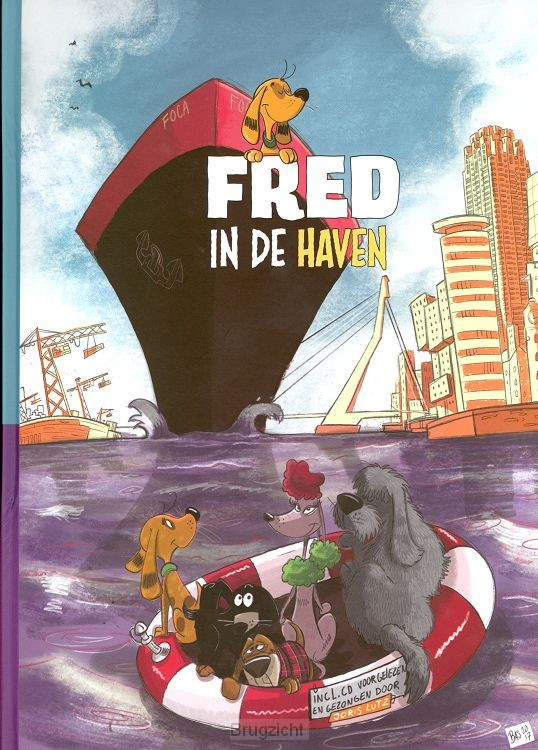 Fred in de Haven + CD