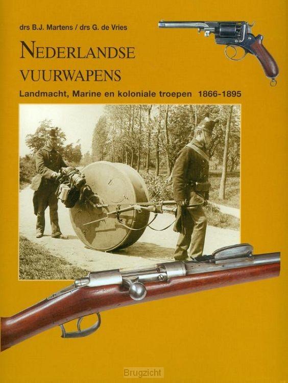 Nederlandse vuurwapens / 1866-1895