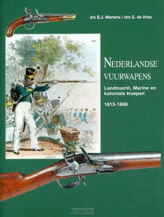 Nederlandse vuurwapens / 1813-1866