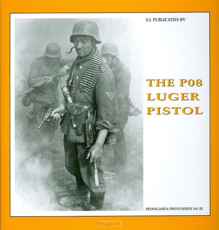The pO8 luger pistol