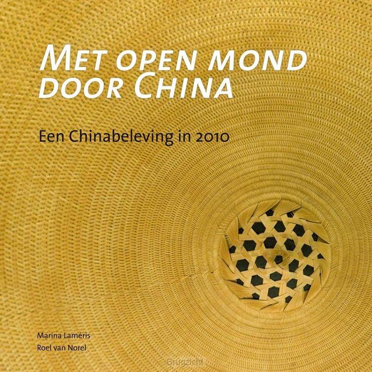 Met open mond door China