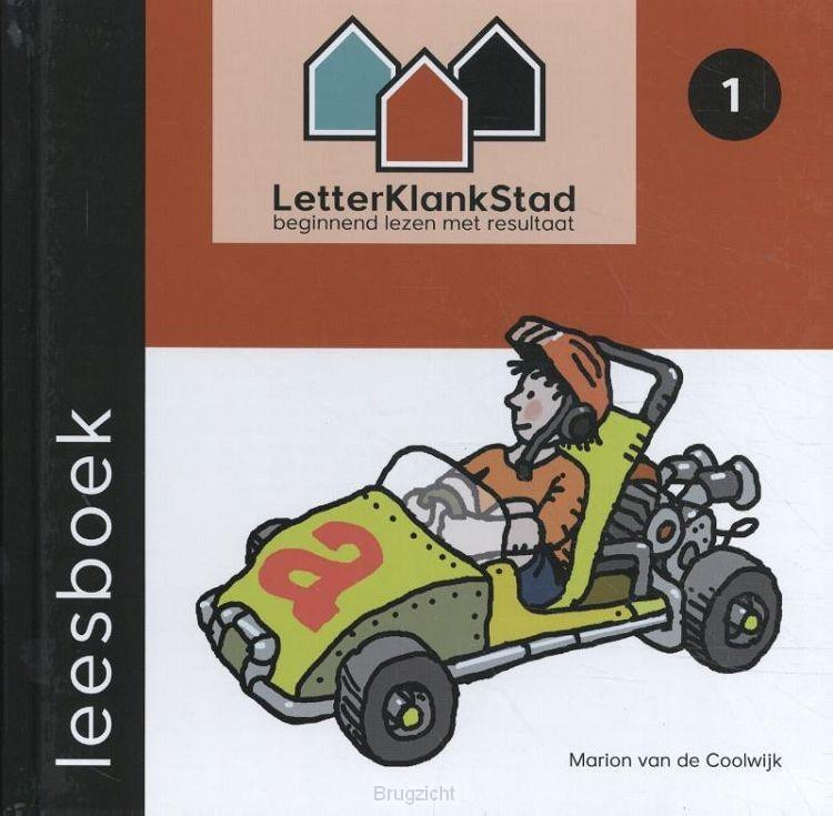 LetterKlankStad / Leesboek 1