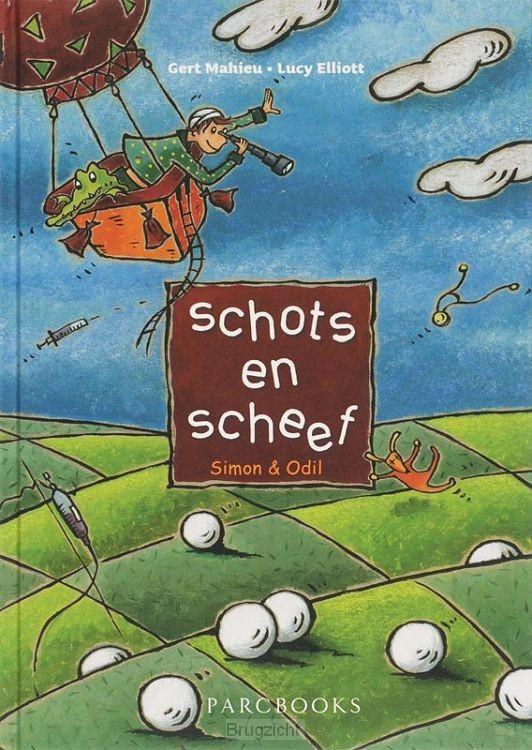 De avonturen van Simon & Odil / Schots en Scheef
