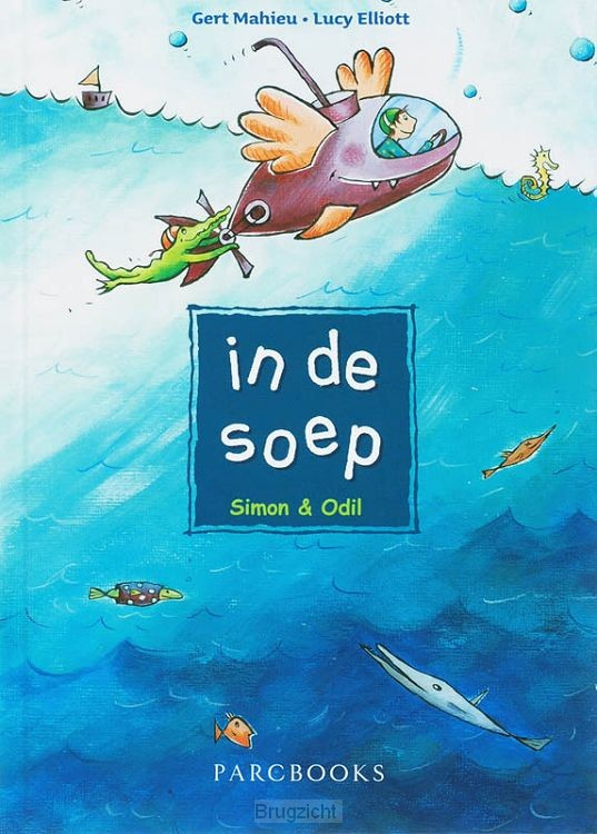 Simon & Odil / In de soep