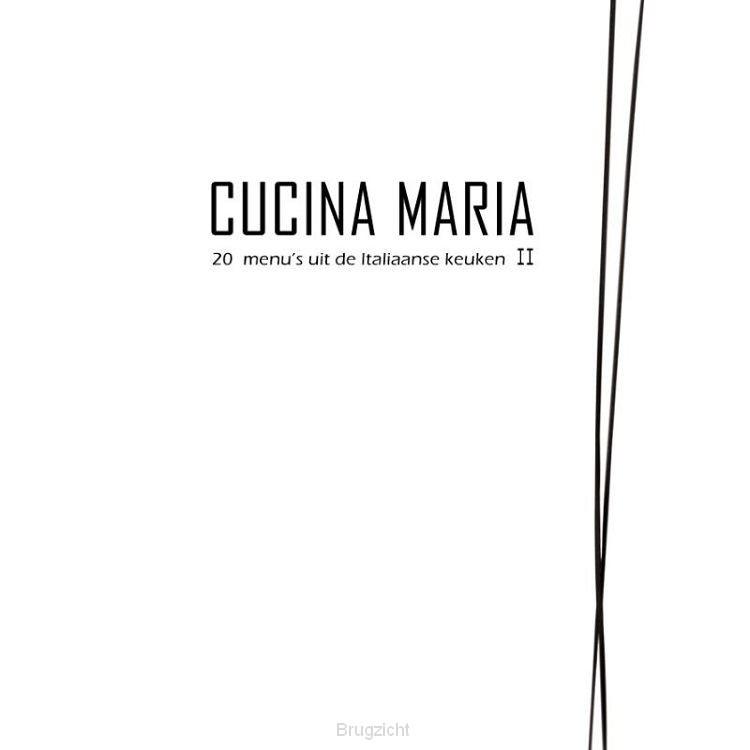 Cucina Maria / II