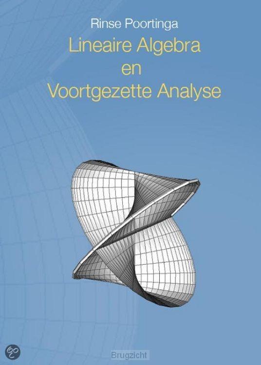 Lineaire Algebra en Voortgezette Analyse
