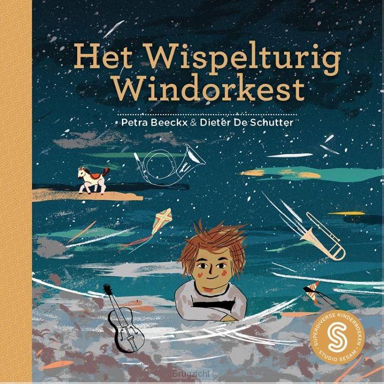 Het wispelturig windorkest / De vliegende soepkip