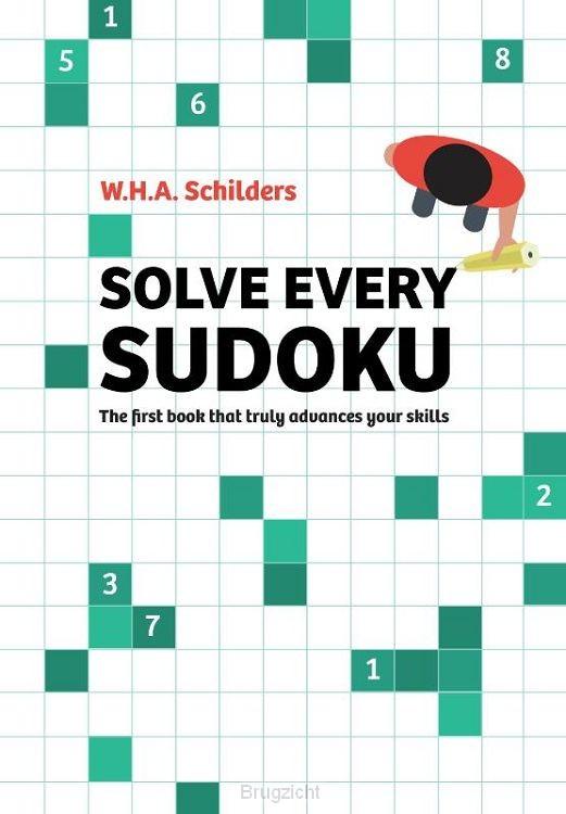Solve every sudoku