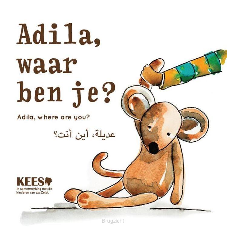 Adila, waar ben je?