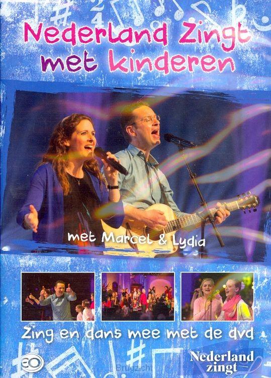 DVD Nederland zingt met kinderen