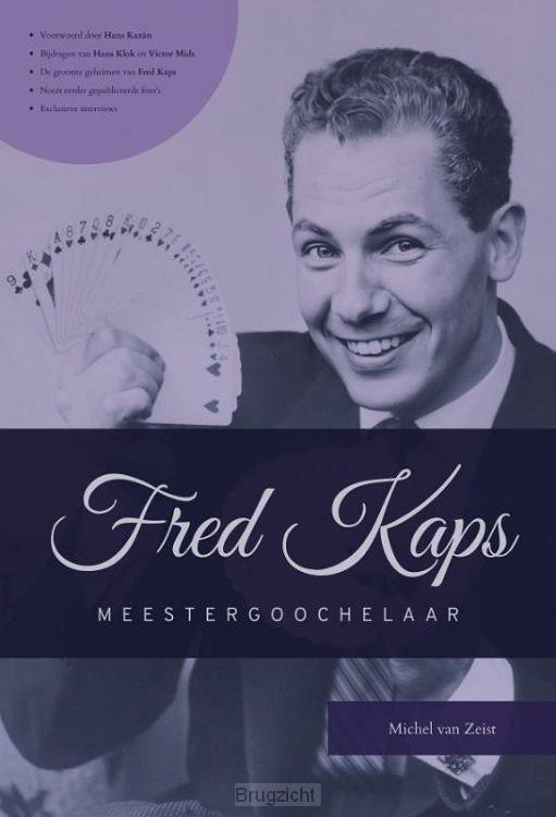 Fred Kaps, meestergoochelaar