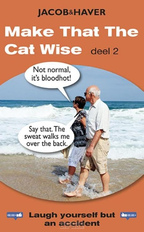 Make that the cat wise / 2