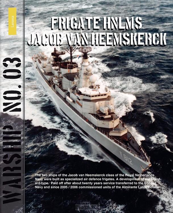 Frigate HNLMS Jacob van Heemskerck