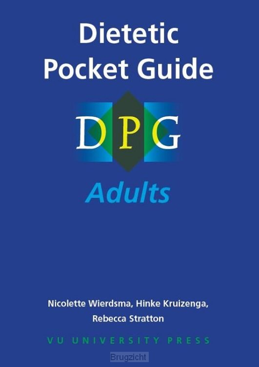 Dietetic pocket guide
