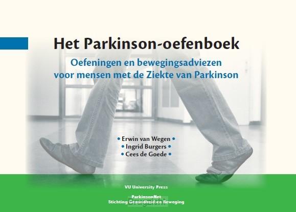 Het Parkinson-oefenboek