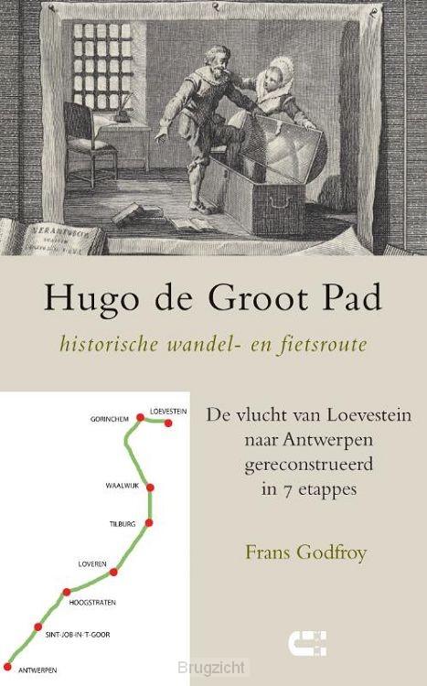 Hugo de Groot Pad, historische wandel- en fietsroute