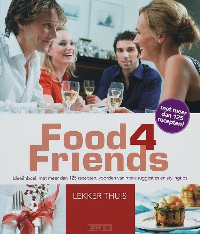 Food4Friends / lekker thuis