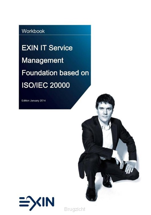 EXIN IT Service Management Foundation Based on ISO/IEC 20000
