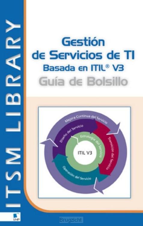 Gestión de servicios TI basado en ITIL V3