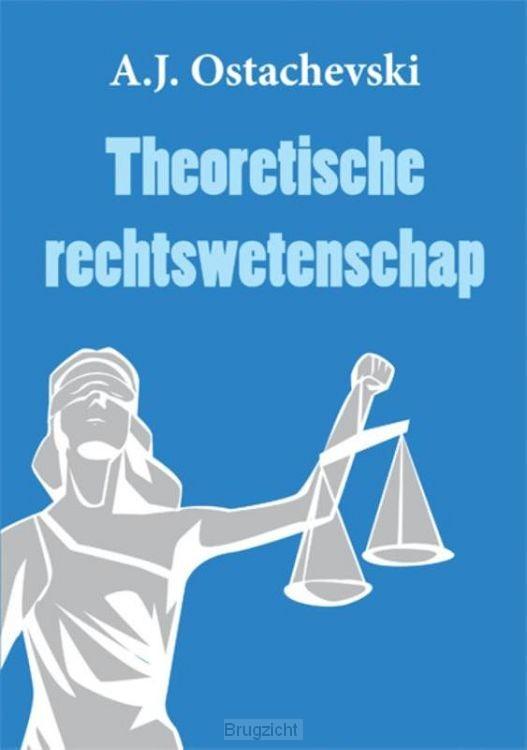 Theoretische rechtswetenschap