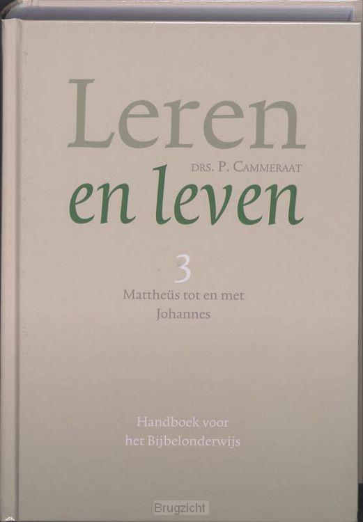 Leren en leven NT dl.3