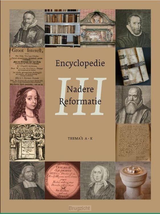 Encyclopedie Nadere Reformatie - deel II