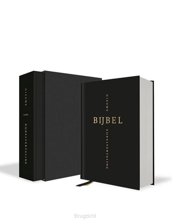 Bijbel Nieuwe Bijbelvertaling - Luxe hui