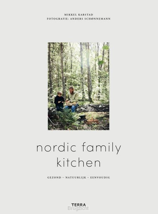 Nordic Family Kitchen