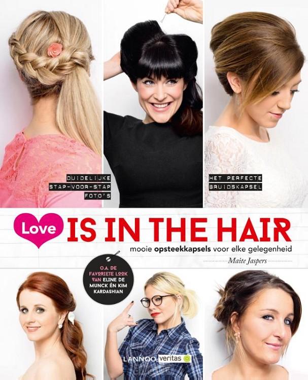 Love is in the hair (E-boek - ePub-formaat)
